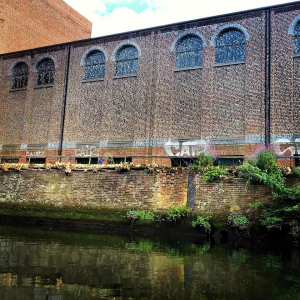 Old Eastern Electricity Building - Norwich Canoe Rental